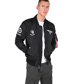 Alpha industries men's jacket MA-1 TT patch SF