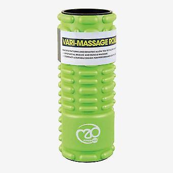 Fitness Mad Vari-Massage Roller-grün