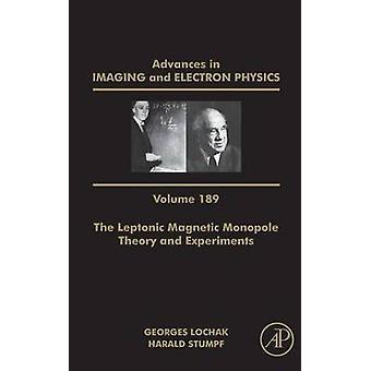 De Leptonic magnetische monopool theorie en experimenten door Hawkes & Peter