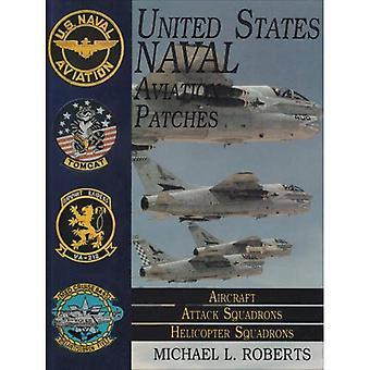 Vereinigte Staaten Marine Patches Serie: Flugzeug Angriff Geschwader, Hubschrauber-Geschwader v. 2 (United States Naval Aviation...