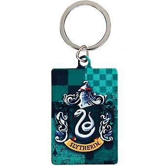 Harry Potter Metal Keyring Slytherin