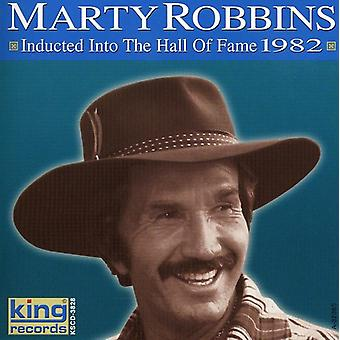 Marty Robbins - 1982-Country Music Hall of Fame [CD] USA import