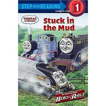 Stuck in the Mud by W Awdry - Richard Courtney - 9780606062763 Book