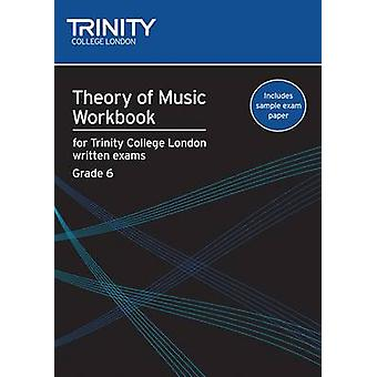 Theory of Music Workbook Grade 6 by Naomi Yandell - 9780857360052 Book