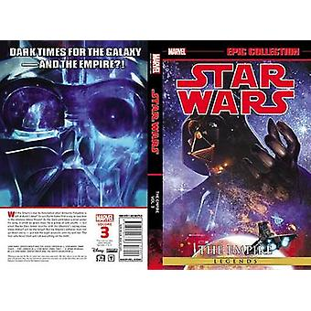 Star Wars Legends Epic Collection - the Empire Vol. 3 by Haden Blackma