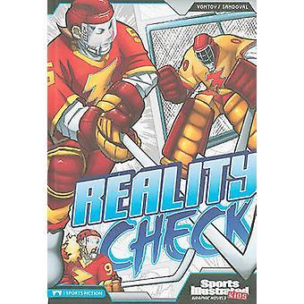 Reality Check by Nel Yomtov - Gerardo Sandoval - 9781434222947 Book
