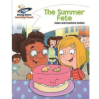 Reading Planet - The Summer Fete - White - Comet Street Kids by Adam G