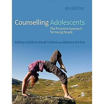 Consejería de adolescentes por Kathryn Geldard
