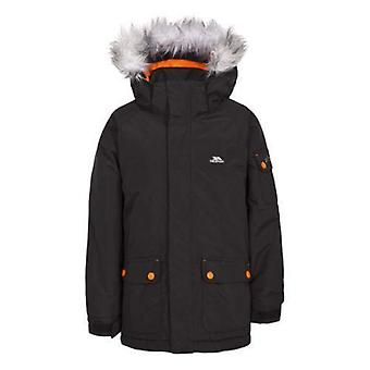 Trespass Boys Holsey chaqueta impermeable parka