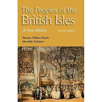The Peoples of the British� Isles: A New History. From 1688 to the Present