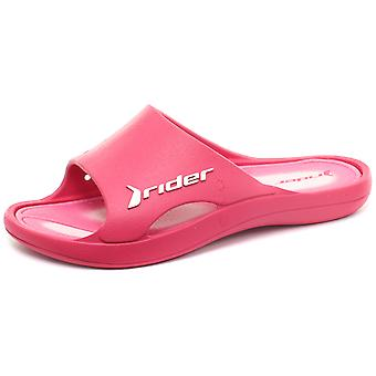 Baie de Brasil Rider V rose enfants/Junior Beach Slide sandales UE 38/39