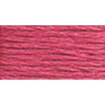 Dmc Tapestry & Embroidery Wool 8.8 Yards Pale Burgundy 486 7135