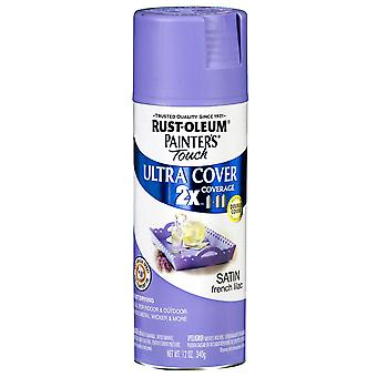 Painter's Touch Ultra Cover Satin Aerosol Paint 12 Ounces French Lilac Ptucs249 079