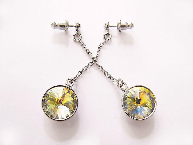 Drop earrings Swarovski EMB 15.6