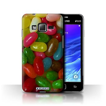 STUFF4 Case/Cover for Samsung Z1/Z130/Jelly Beans/Sweets & Candy