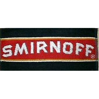 Smirnoff Cotton Bar Towel  525mm x 250mm (pp)