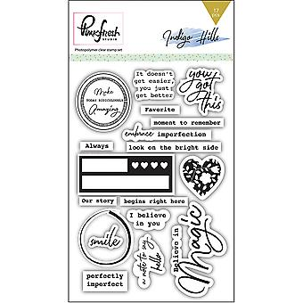 Indigo Hills Clear Photopolymer Stamps 4