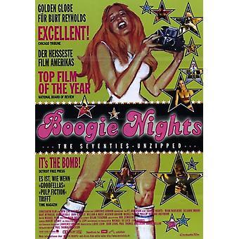 Boogie Nights film plakat (11 x 17)