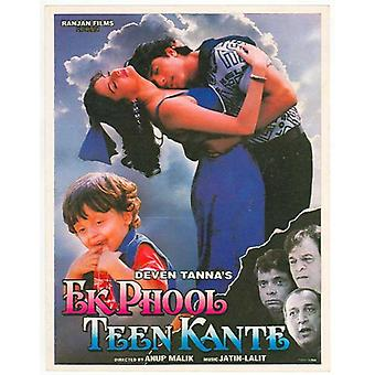 Ek Phool Teen Kante Movie Poster (11 x 17)
