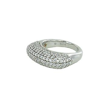 ESPRIT collection ladies ring silver Antheia Glam ELRG91923A