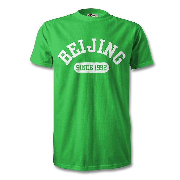 Beijing Guoan 1992 Established Football Kids T-Shirt
