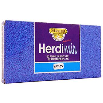 Herdibel Herdibel herdimin artos 30 vials (Vitamins & supplements , Special supplements)