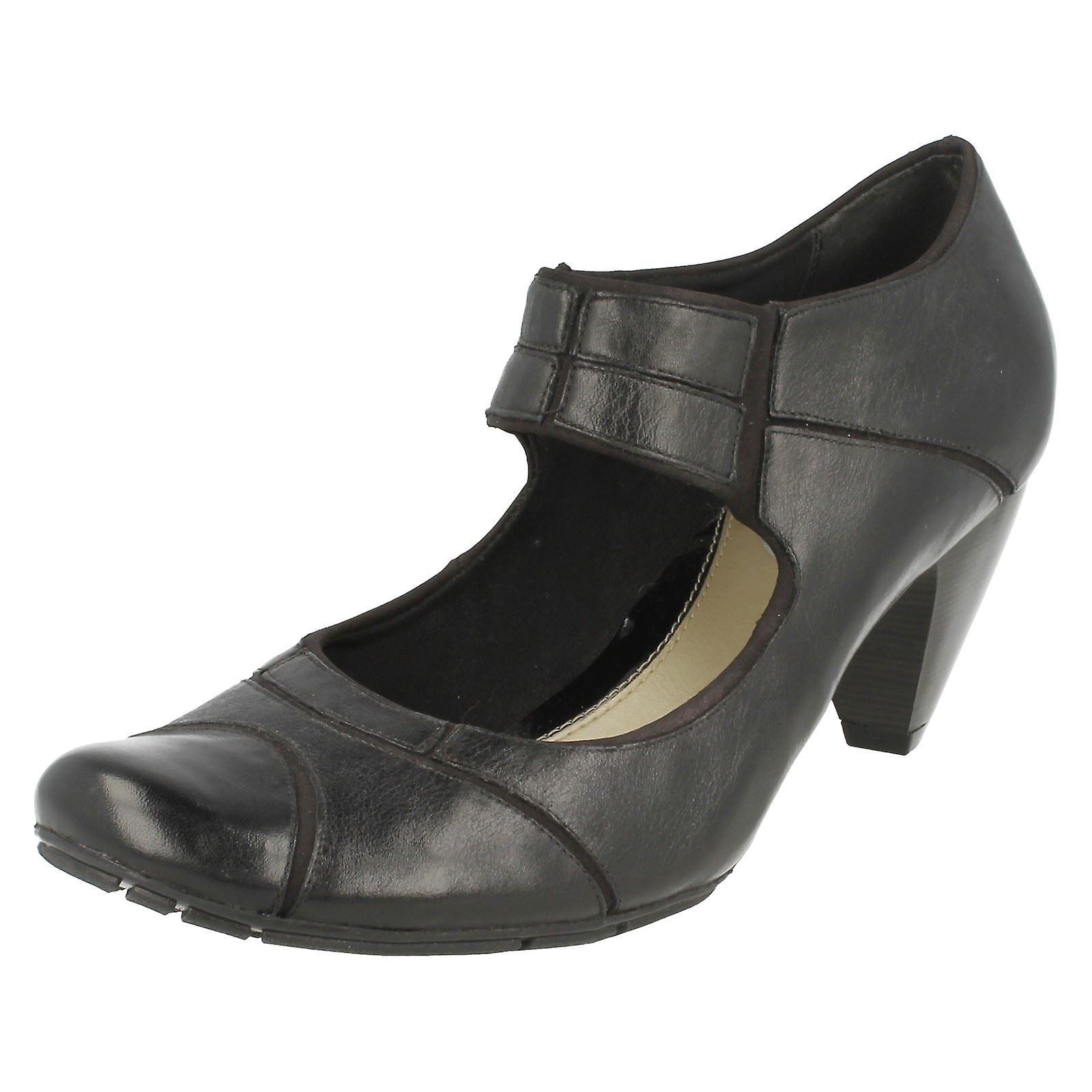 Damen Clarks Softwear Smart Schuhe überall