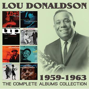 The Complete Albums Collection: 1959 - 1963 (4Cd) by Lou Donaldson