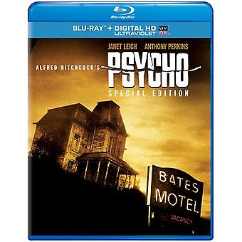 Psycho (1960) [BLU-RAY] USA import