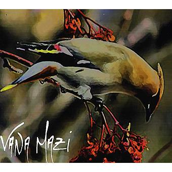 Vana Mazi - Flux [CD] USA import