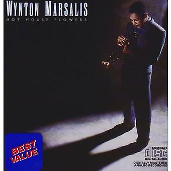 Wynton Marsalis - Hot House Flowers [CD] USA import