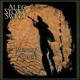Alec Stone søde - hukommelse & ros [CD] USA import
