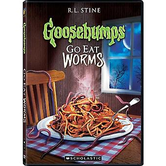 Go Eat Worms! [DVD] USA import