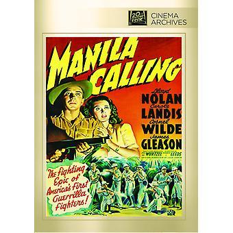 Manila Calling [DVD] USA import