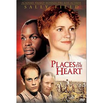 Places in the Heart (1984) [DVD] USA import