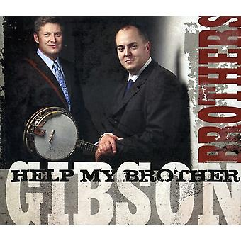 Gibson Brothers - Help My Brother [CD] USA import