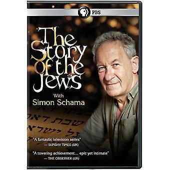 Historien om judar [DVD] USA import