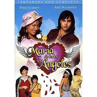 Maria De Todos Los Angeles [DVD] USA importerer