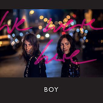 Boy - We Were Here [Vinyl] USA import
