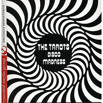 Tarots - Disco Madness (Johnny keuken presenteert Tarots) [CD] USA import