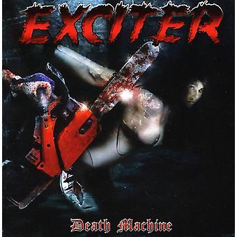 Exciter - død maskine [CD] USA importerer