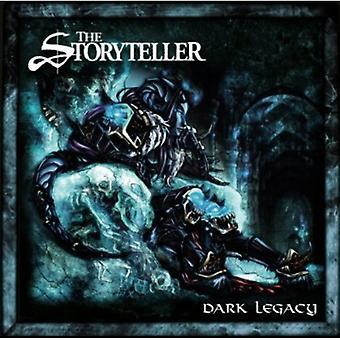Storyteller - mørke arv [CD] USA importerer