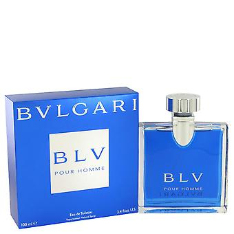 Bvlgari Men Bvlgari Blv (bulgari) Eau De Toilette Spray By Bvlgari