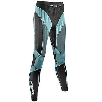 X-BIONIC Women Effektor Running Power Pants Long Laufhose - O020640-B116