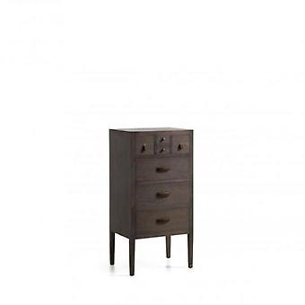 Moycor Commode High Spartan 3 + 2 + 2 drawers 60x45x120
