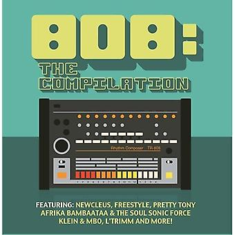 Various Artist - 808: The Compilation [CD] USA import