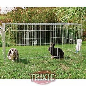 Trixie Natura Outdoor Run with Cover for small animals