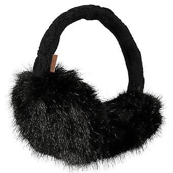 Barts Fur Earmuffs - Black