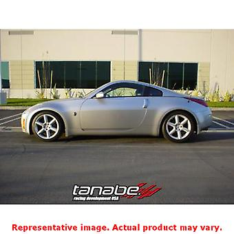 Tanabe Springs - NF210 TNF063 Fits:NISSAN 2003 - 2008 350Z