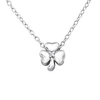 Shamrock - argento 925 gioiello collane